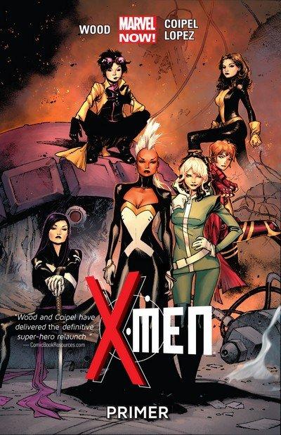 X-Men Vol. 1 – 5 (TPB) (2013-2015)