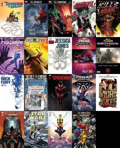 2017.07.05 Marvel Week+