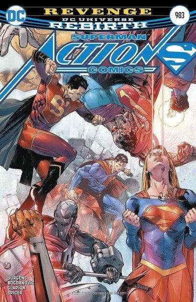 Action Comics #983 (2017)