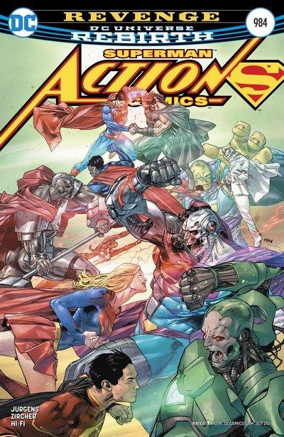 Action Comics #984 (2017)
