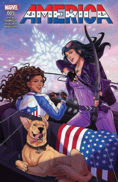 America #5 (2017)