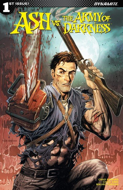 Ash Vs The Army Of Darkness #1 (2017)
