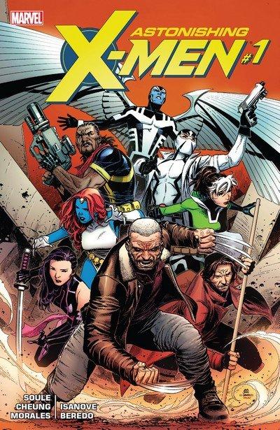 Astonishing X-Men #1 (2017)