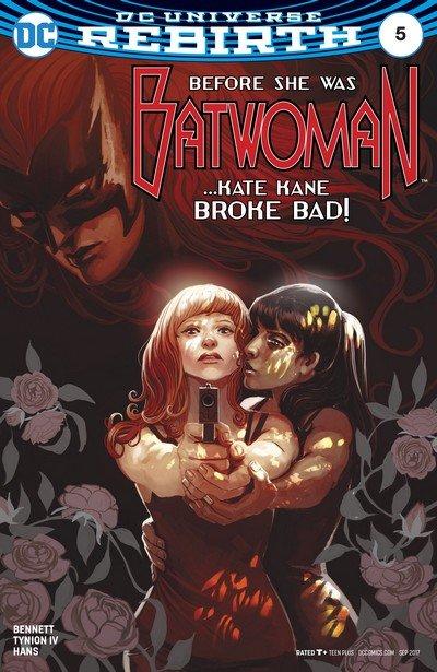Batwoman #5 (2017)