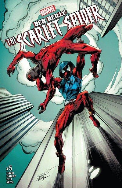 Ben Reilly – Scarlet Spider #5 (2017)