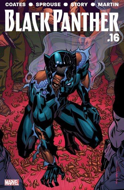 Black Panther #16 (2017)