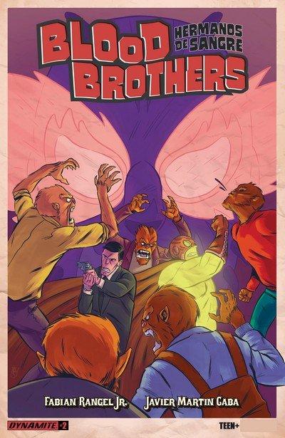 Blood Brothers – Hermanos de Sangre #2 (2017)