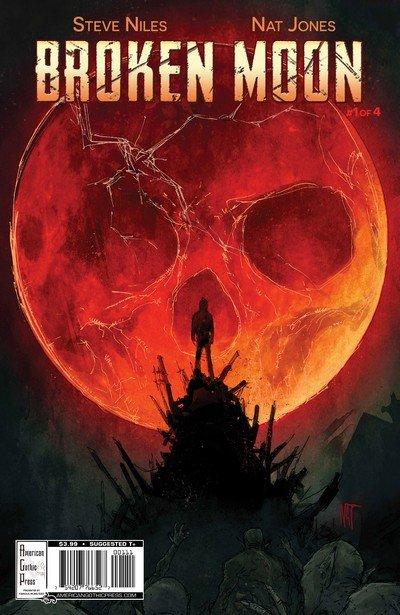 Broken Moon #1 – 4 (2015-2016)