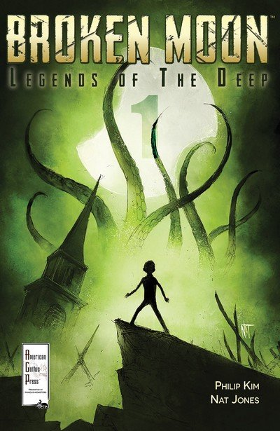 Broken Moon – Legends of the Deep #1 – 5 (2016-2017)