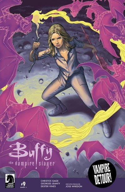 Buffy the Vampire Slayer Season 11 #9 (2017)