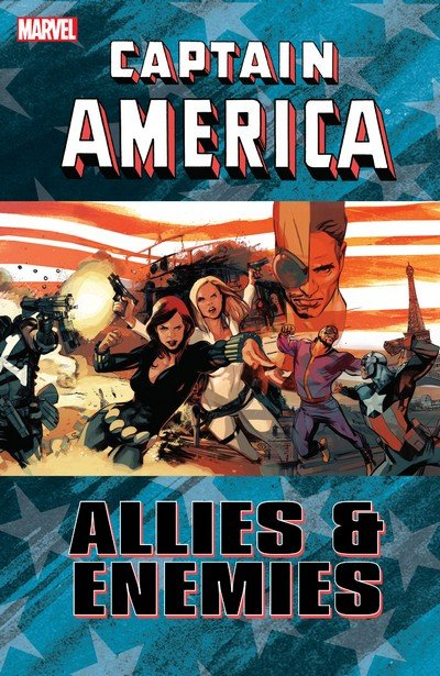 Captain America – Allies & Enemies (2011)