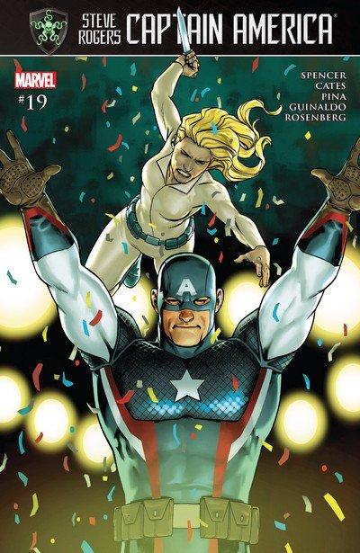 Captain America – Steve Rogers #19 (2017)