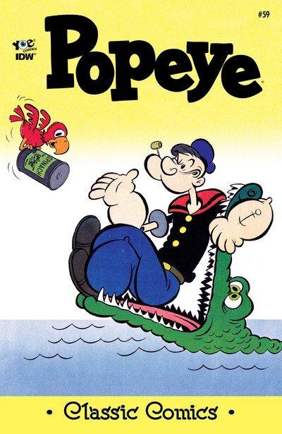 Classic Popeye #59 (2017)