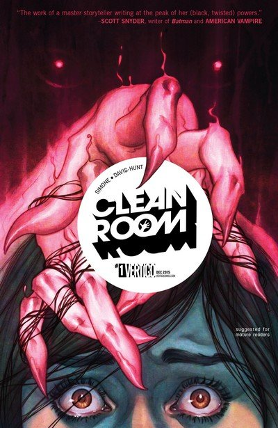 Clean Room #1 – 18 + TPB Vol. 1 – 3 (2015-2017)