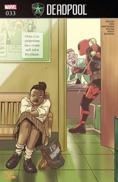 Deadpool #33 (2017)