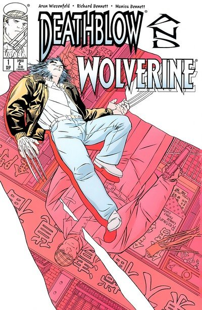 DeathBlow and Wolverine #1 – 2 (1996-1997)
