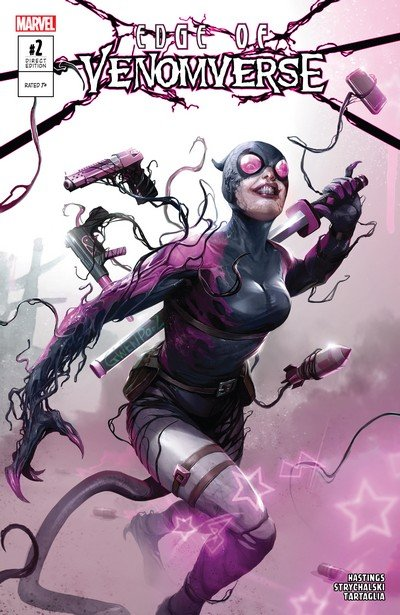 Edge of Venomverse #2 (2017)