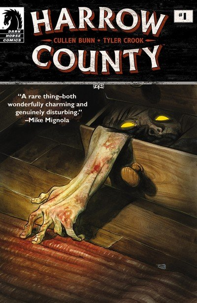 Harrow County #1 – 32 + TPBs (2015-2018)