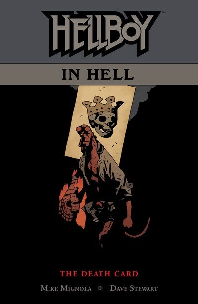 Hellboy in Hell Vol. 2 – The Death Card (TPB) (2016)
