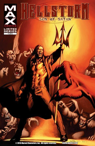 Hellstorm Vol. 1 – 2 + Son of Satan (1975-2007)