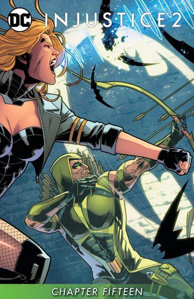 Injustice 2 #15 (2017)