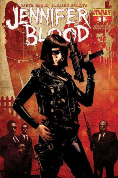 Jennifer Blood Vol. 1 – 5 (TPB) (2012-2014)