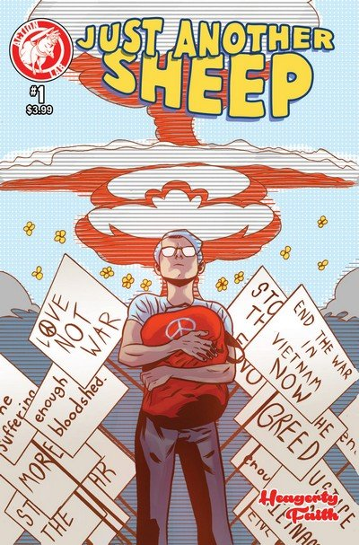Just Another Sheep #1 – 5 + TPB (2015-2016)