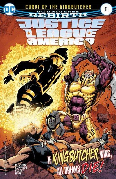 Justice League of America #11 (2017)