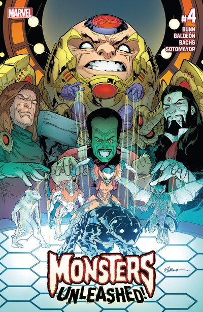 Monsters Unleashed Vol. 2 #4 (2017)