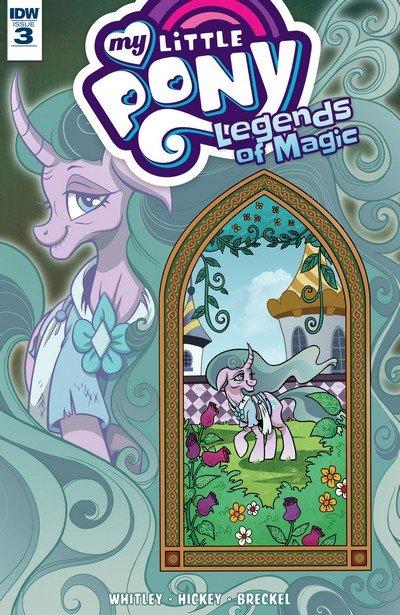 My Little Pony – Legends of Magic #3 (2017)