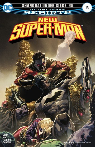 New Super-Man #13 (2017)