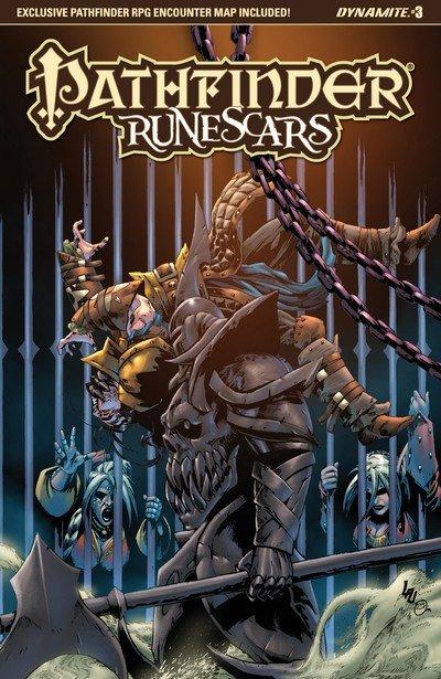 Pathfinder – Runescars #3 (2017)