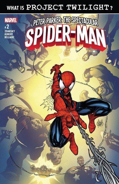 Peter Parker – The Spectacular Spider-Man #2 (2017)