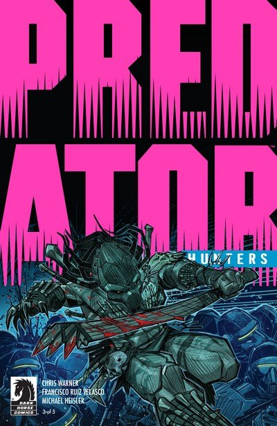 Predator – Hunters #3 (2017)