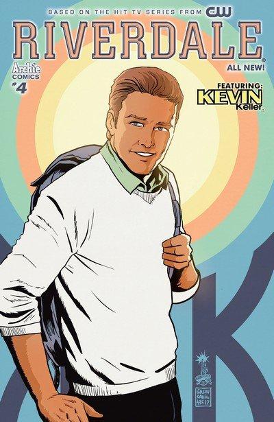 Riverdale #4 (2017)