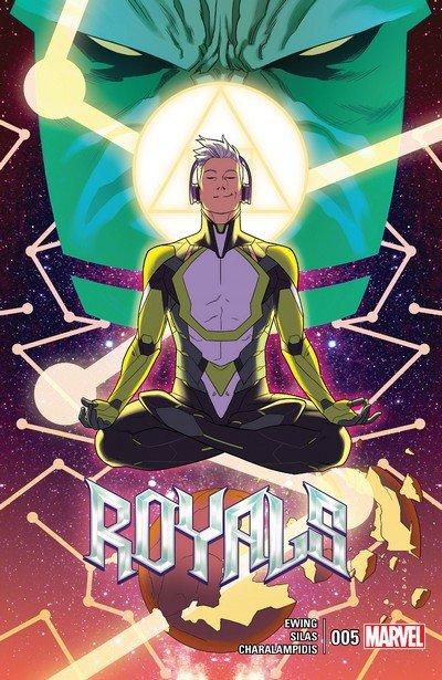 Royals #5 (2017)