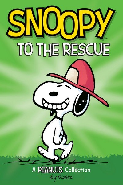 Snoopy to the Rescue (TPB) (2017)