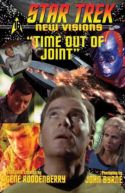 Star Trek New Visions #16 (2017)