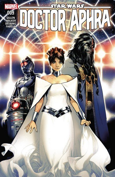 Star Wars – Doctor Aphra #9 (2017)