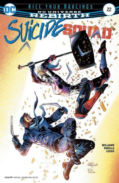 Suicide Squad #22 (2017)