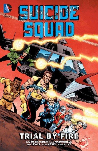Suicide Squad Vol. 1 TPBs (Vol. 1 – 5) (2015-2016)