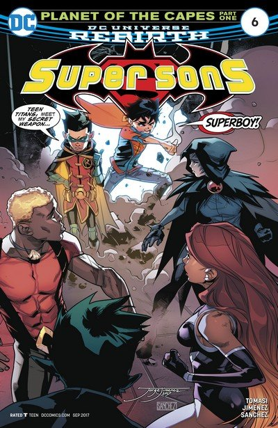 Super Sons #6 (2017)
