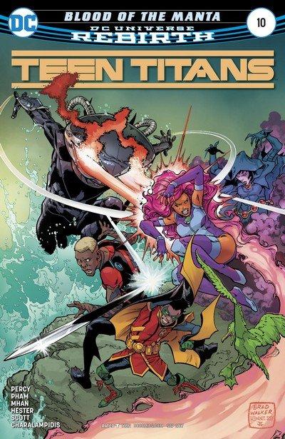 Teen Titans #10 (2017)