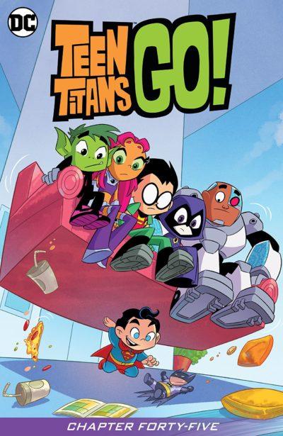 Teen Titans Go! #45 (2017)