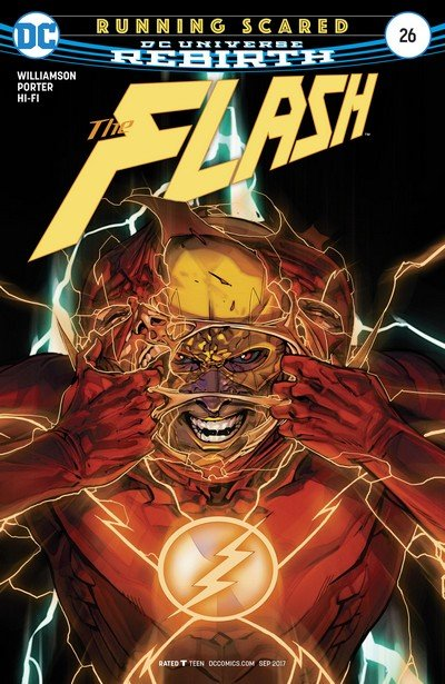The Flash #26 (2017)