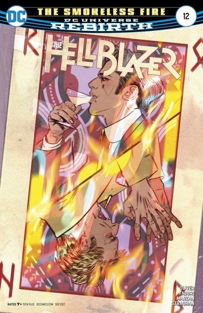 The Hellblazer #12 (2017)