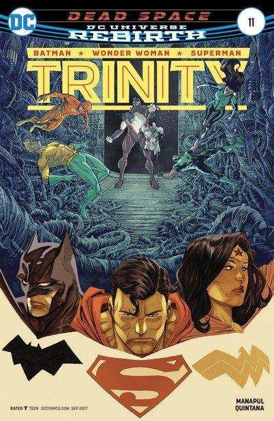 Trinity #11 (2017)