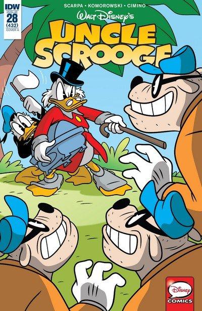 Uncle Scrooge #28 (2017)