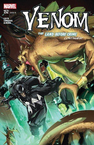Venom #152 (2017)