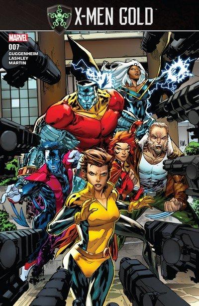 X-Men Gold #7 (2017)